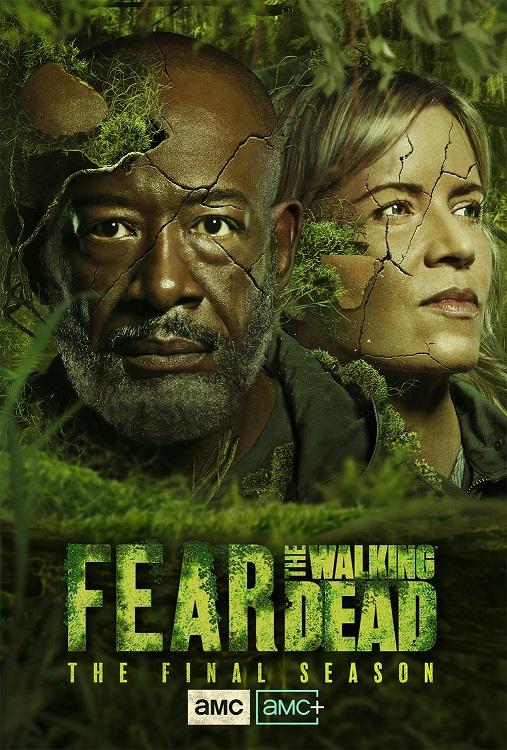 Fear the Walking Dead kapak