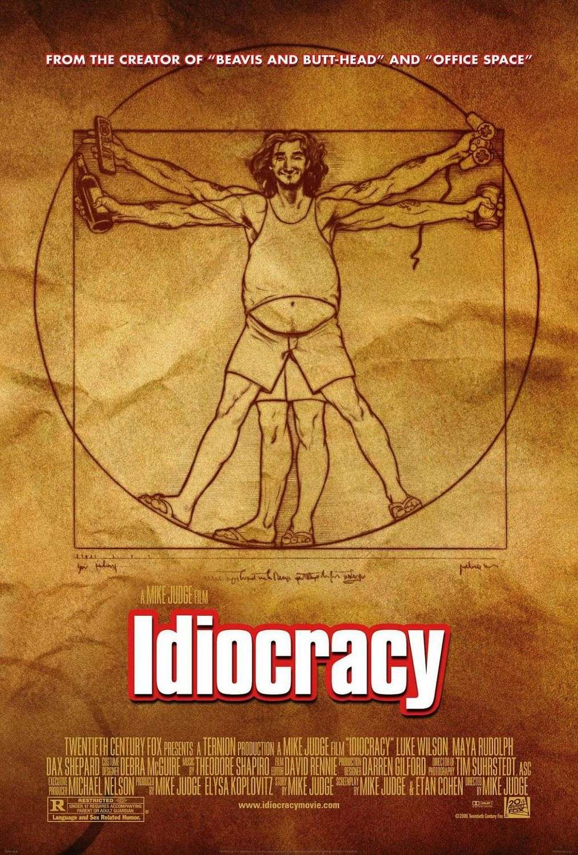 Idiocracy kapak