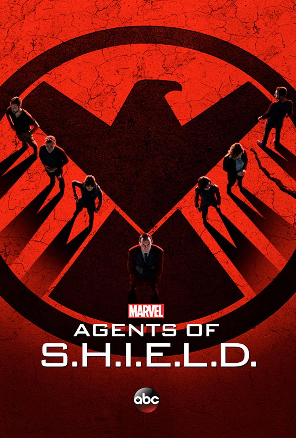 Agents of S.H.I.E.L.D. kapak