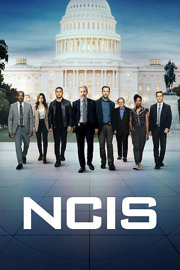NCIS kapak