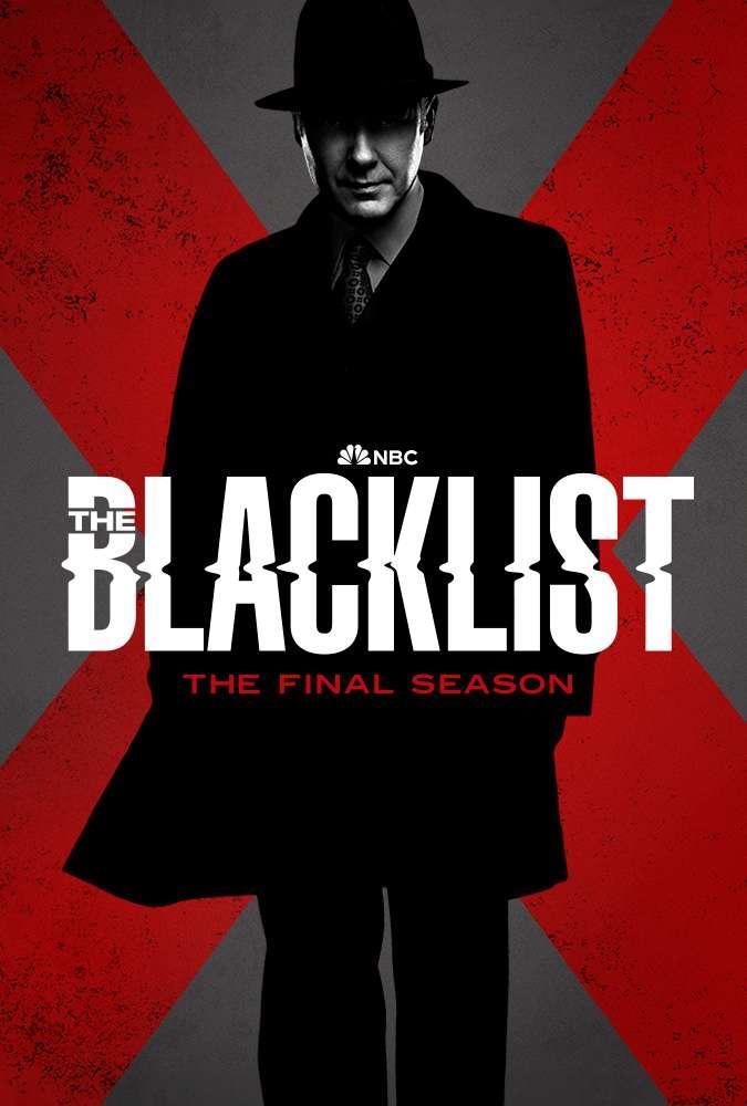 The Blacklist kapak