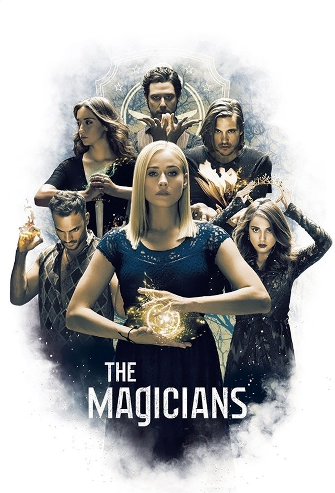 The Magicians kapak