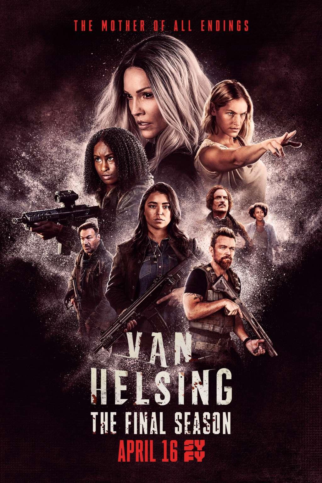 Van Helsing kapak