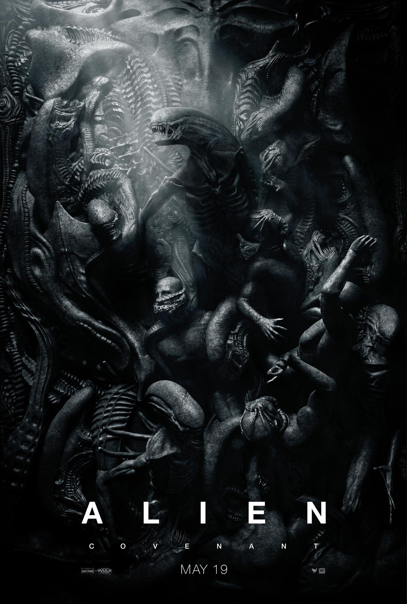 Alien: Covenant kapak