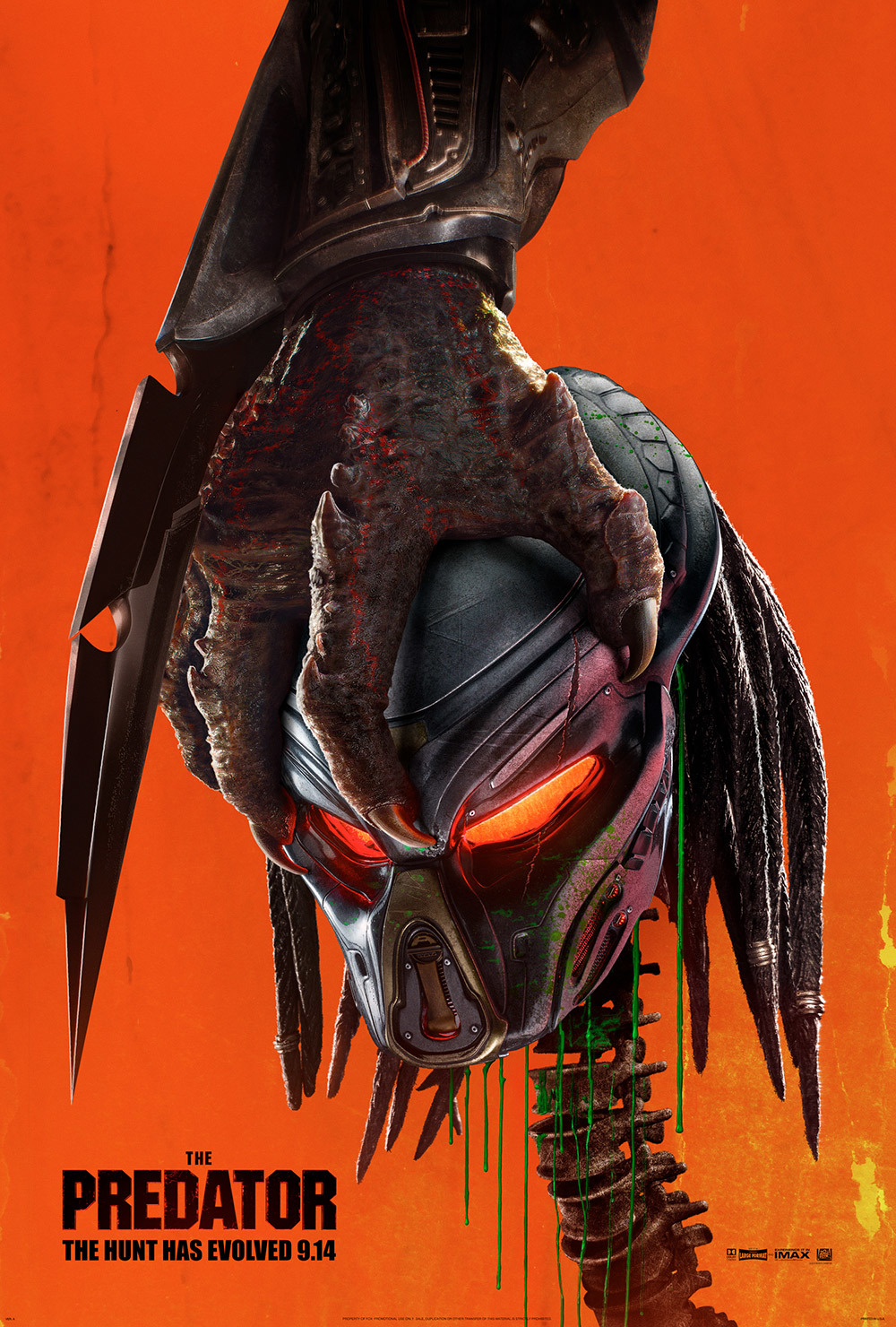 The Predator kapak