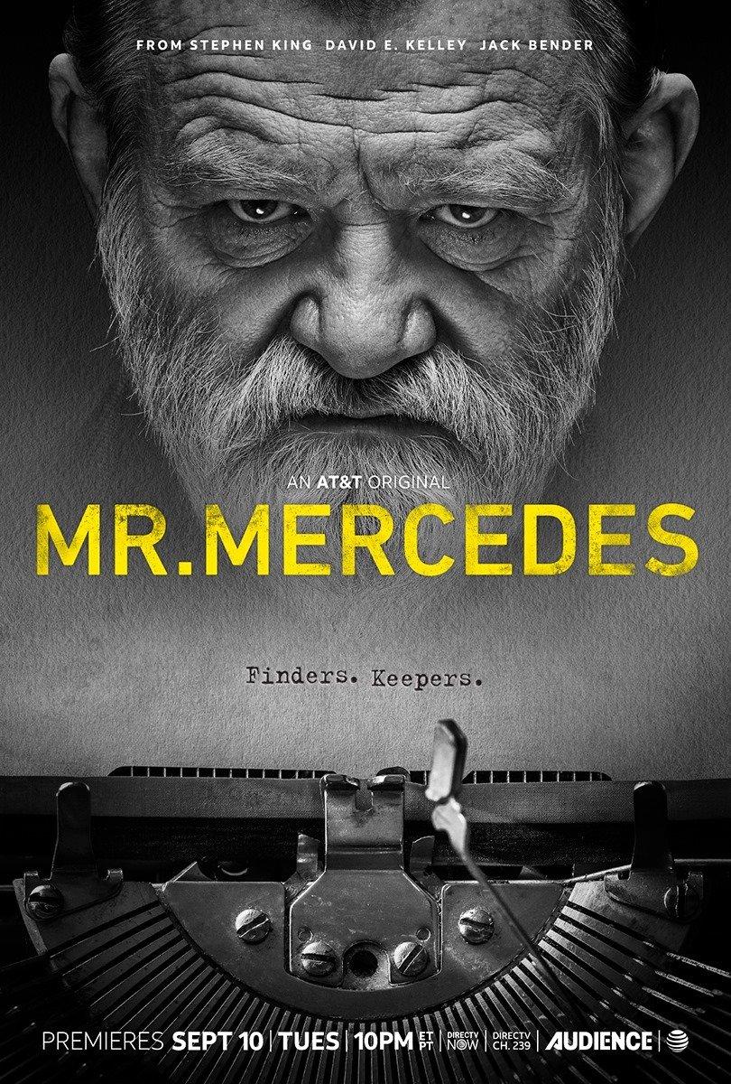 Mr. Mercedes kapak