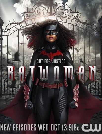 Batwoman kapak