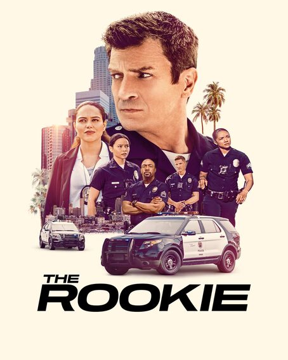 The Rookie kapak