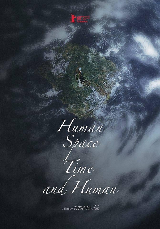 Human, Space, Time and Human kapak
