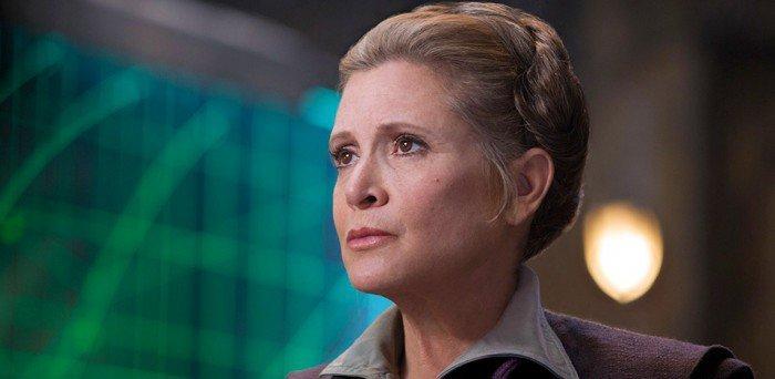 """""""Star Wars: Episode 9"""" General Leia'yı Geri Getirmek İçin Carrie Fisher'ın Görüntülerini Kullanacak"""