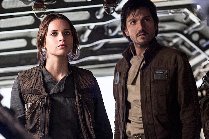 """Rogue One"" Star Wars'un Live-Action Televizyon Konsepti Olarak Başladı"