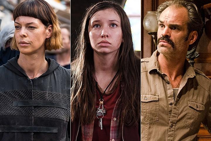 The Walking Dead'in 8. Sezonuna Çöpçü Jadis ve Dahası Dahil Olacak