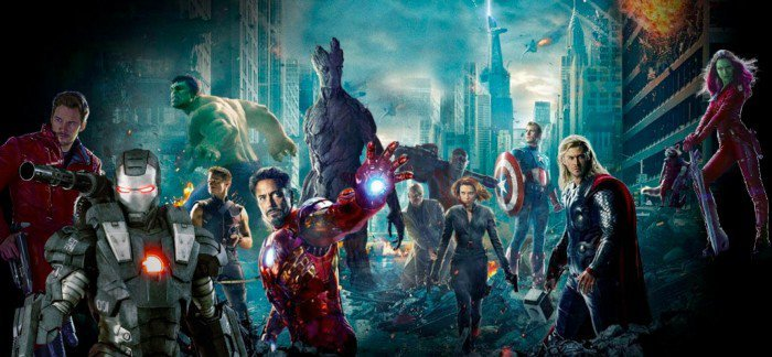 """The Avengers"" ile ""The Guardians of the Galaxy"" ""Infinity War""da Bir Araya Gelince Ne Beklemeli?"