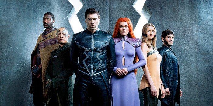 """Marvel's Inhumans"" Kısa Fragmanı"