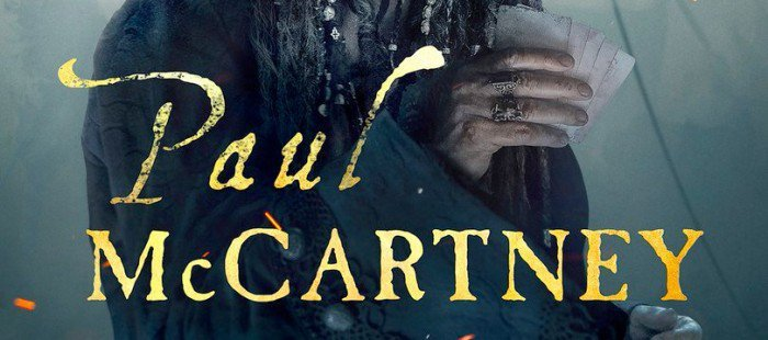 "Paul McCartney'e ""Pirates of the Caribbean: Dead Men Tell No Tales""ta Göz Atın"