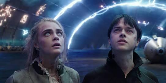 """Sonuncu """"Valerian and the City of a Thousand Planets"""" Fragmanı Çıkanlar Arasında En İyisi"""