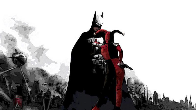 Batman ve Harley Quinn Trailer'ı Yayınlandı.