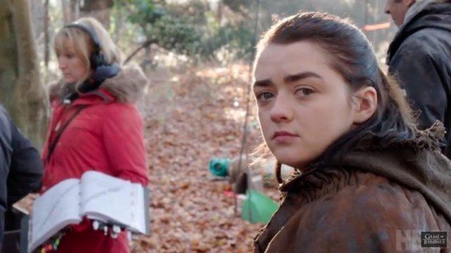 Game of Thrones Yeni Kostüm Videosu 7. Sezon Görüntülerini Gösteriyor