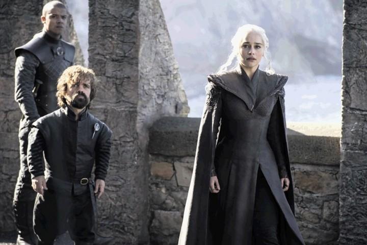 Game of Thrones 7. Sezon Fotoğrafları Kışın Geldiğini Kanıtlıyor