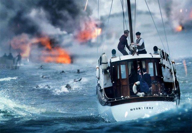 Dunkirk'in Yeni IMAX Afişi Çıktı