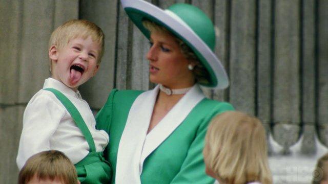 HBO'dan Prenses Diana Belgeseli Fragmanı