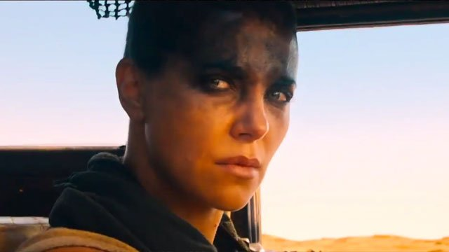 Charlize Theron Mad Max Tanıtıcı Filmini Çok İstiyor