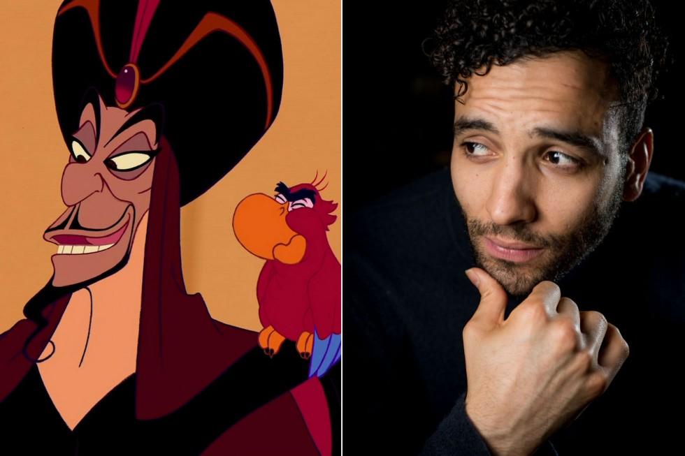 Live-Action Aladdin Filmi Jafar'ını Buldu
