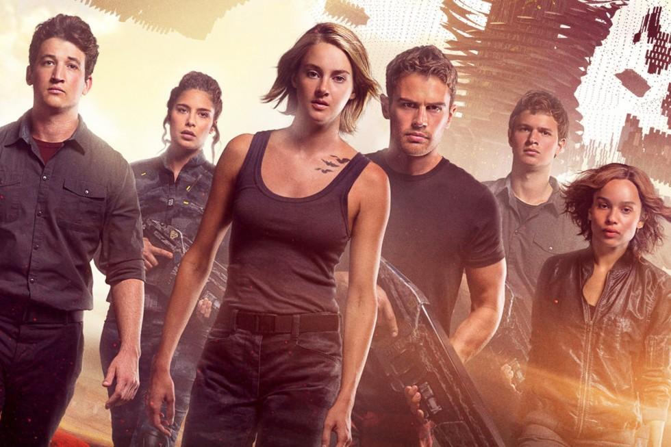 Divergent Diziye Uyarlanıyor