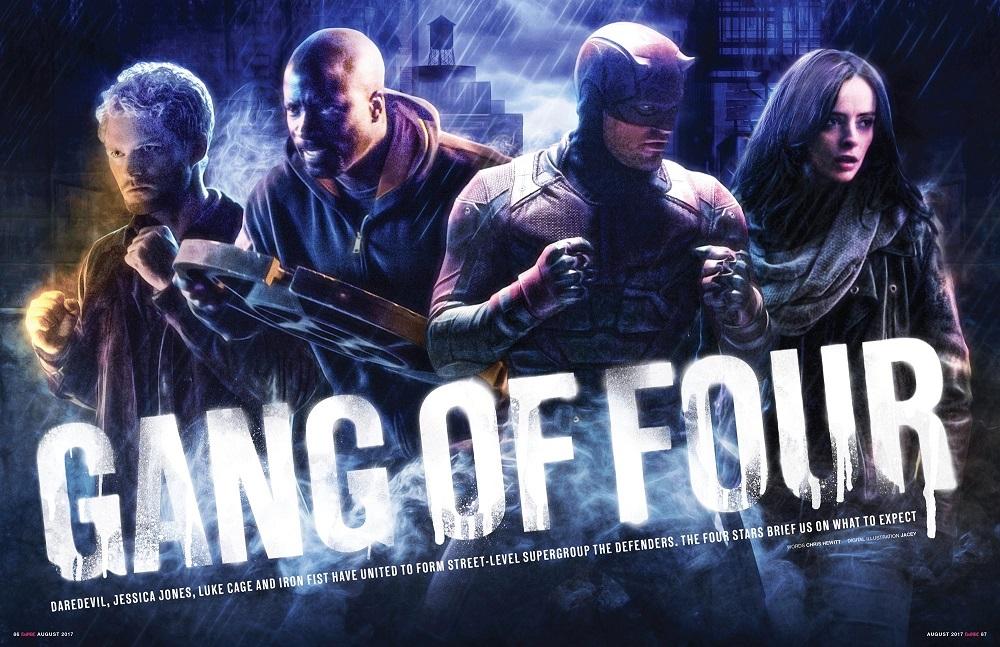 Başlamasına sayılı günler kala NetFlix The Defenders'tan yeni bir video yayınladı.