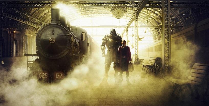 Sinemaya Uyarlanan Fullmetal Alchemist'ten Yeni Bir Afiş Yayınlandı