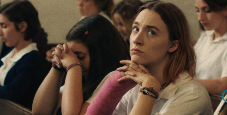 Saoirse Ronan Yeni Filmi Lady Bird'ten İlk Fragman ve Afiş Yayınlandı