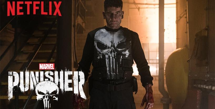 Netflix'in Yeni Dizisi Punisher'dan İlk Uzun Fragman Yayınlandı