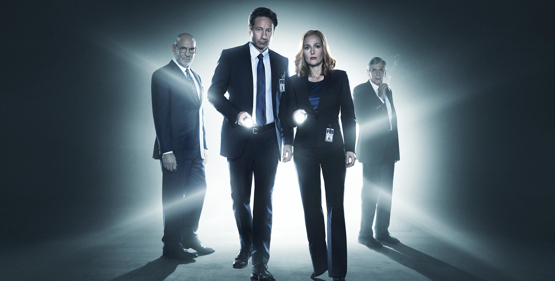 X-Files'ın 11. Sezon Fragmanı Yayınlandı
