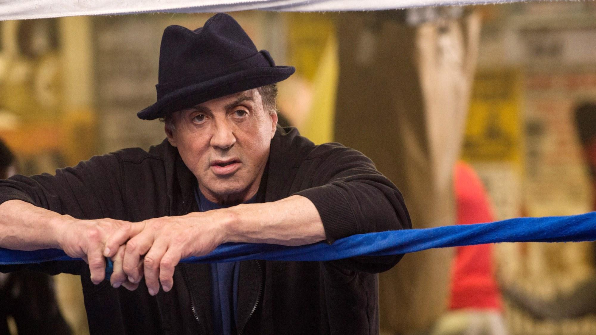 Sylvester Stallone, Creed 2'yi Yönetmek için Geri Dönecek