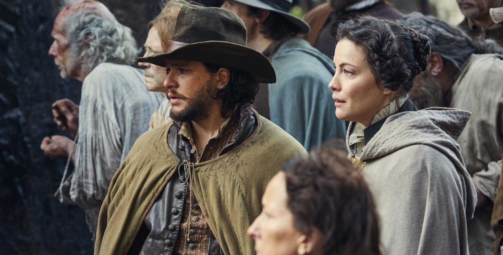 Kit Harington: Gunpowder'da Atalarımdan Birini Niye Canlandırdım?