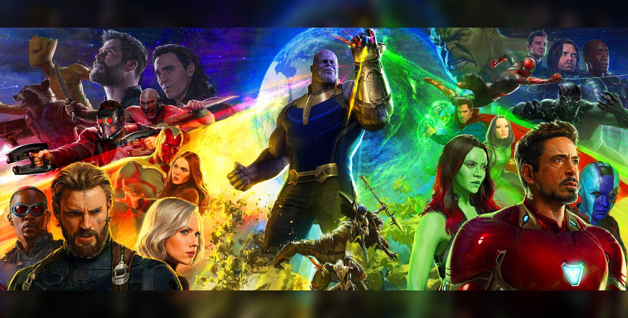 Avengers: Infinity War İle İlgili Bütün Haberler, Dedikodular
