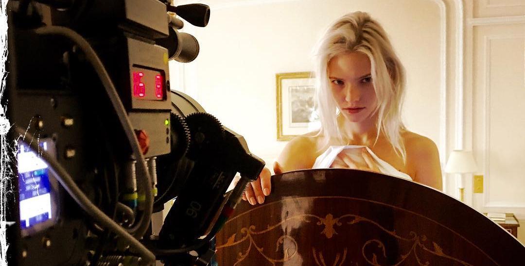 Luc Besson'ın Yeni Filmi Anna'dan İlk Resim Yayımlandı