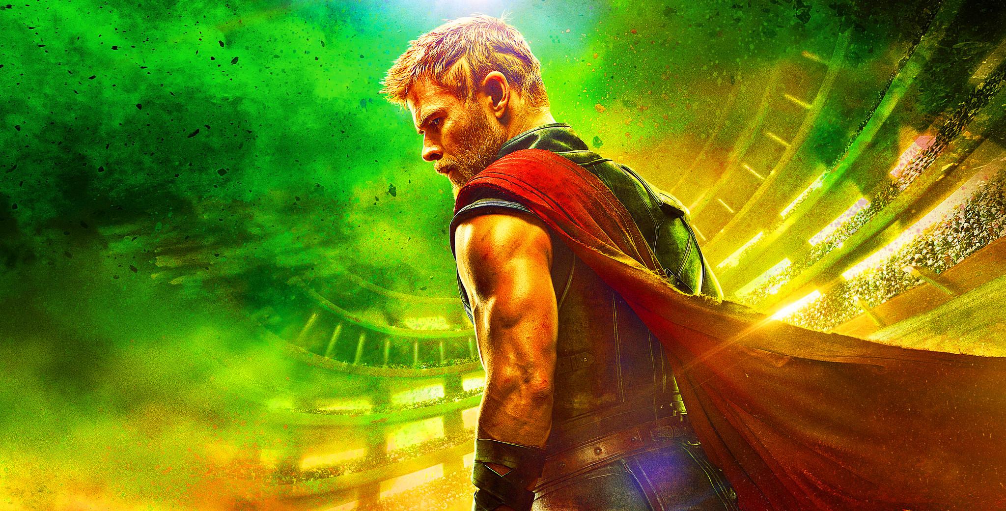 Thor: Ragnarok Dünya Çapında 500 Milyon Doları Aştı