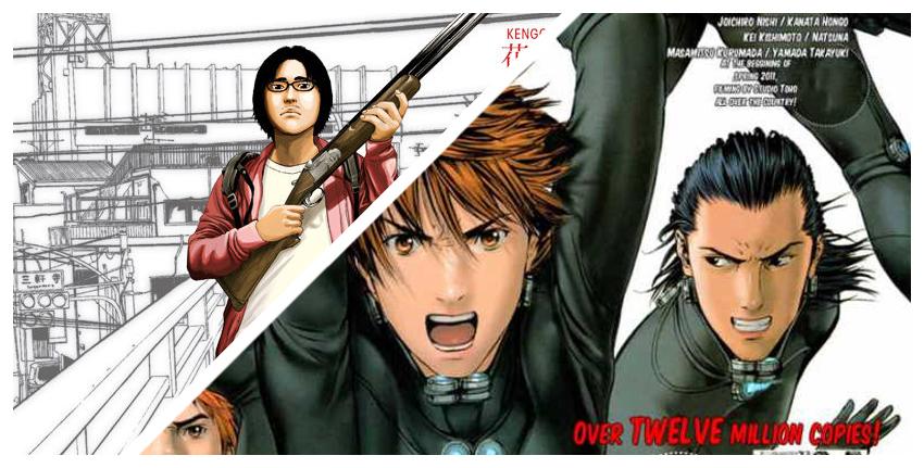 Hiroya Oku ve Kengo Hanazawa'dan Yeni Manga Projeleri Geliyor