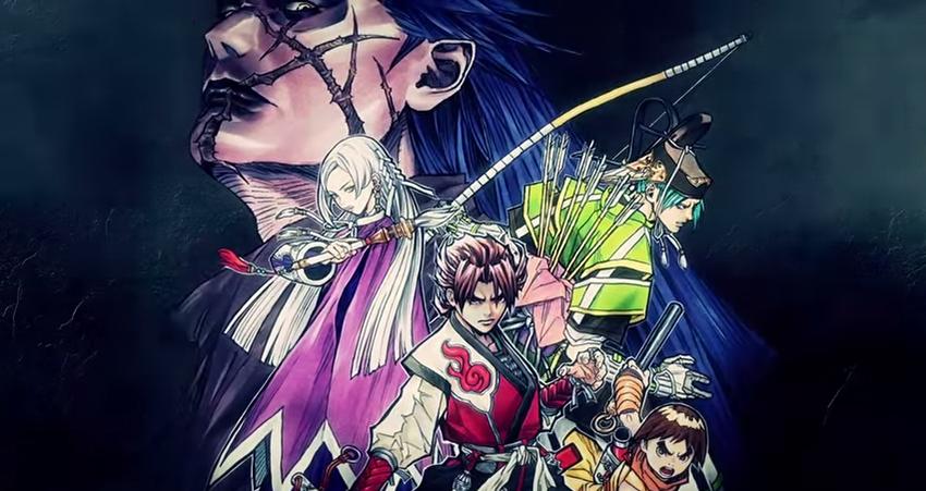 Garo: Guren no Tsuki'nin Anime Filmi Geliyor