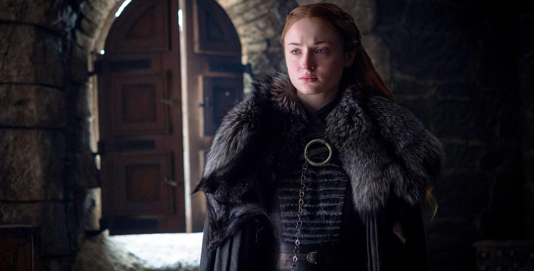 Sophie Turner, Game of Thrones'un 2019'da Döneceğini Doğruladı