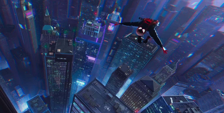Spider-Man: Into the Spider-Verse'ten İlk Fragman Yayımlandı
