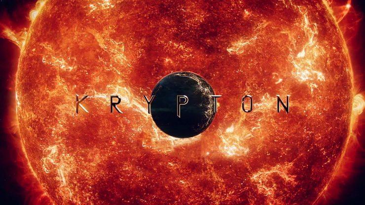 Syfy, Krypton'un Yayın Tarihini Duyurdu