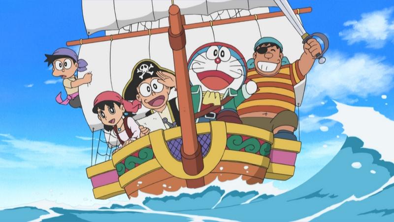 Yeni Doraemon Filminin Fragmanı Yayınlandı