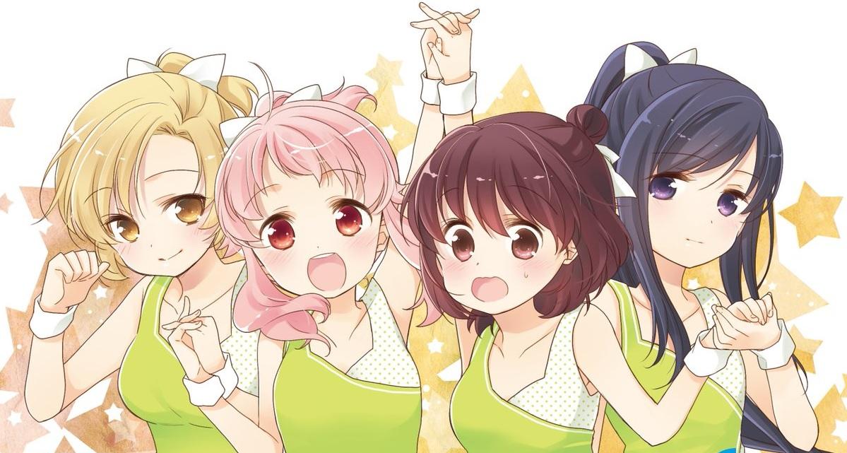 Anima Yell!! Mangası Animeye Uyarlanıyor
