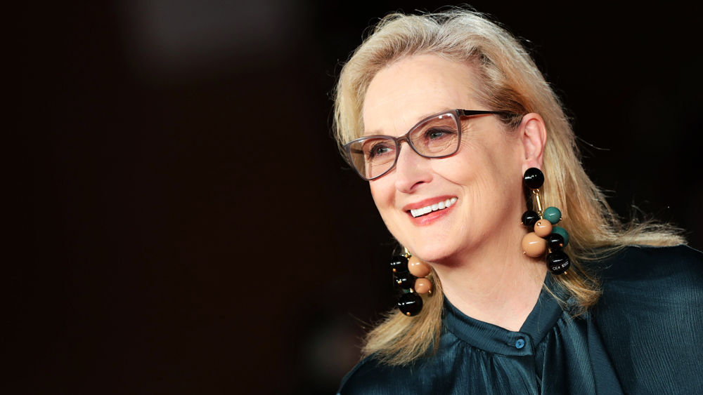 Meryl Streep, Big Little Lies'ın Kadrosunda