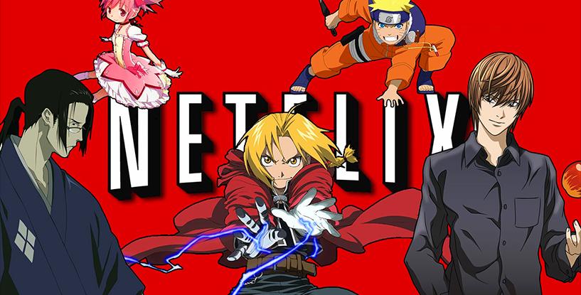 Netflix'ten Anime Alanında Bir Hamle Daha