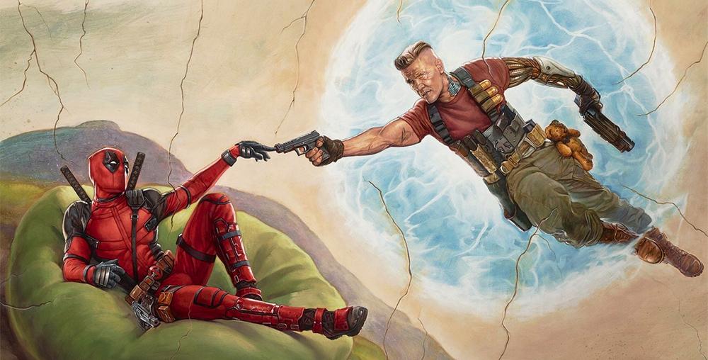 Deadpool 2'den İlk Fragman Yayınlandı