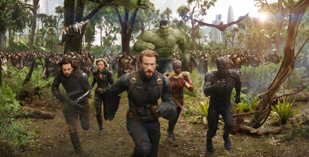 Avengers: Infinity War'dan Yeni Bir Fragman Yayınlandı