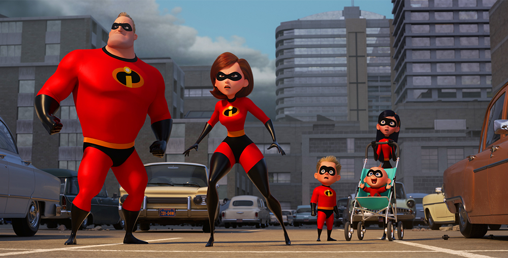 Incredibles 2'den İlk Fragman Yayınlandı